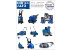 NILFISK ALTO Floor Cleaner & Sweeper