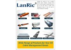 LAN-RIC Cable management tools