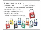 BRADY Safety Padlocks