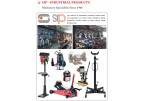 SIP Garage Equipments