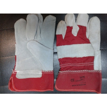 ATLAS Leather Gloves
