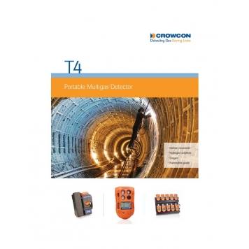 CROWCON Portable Single Gas Detectors