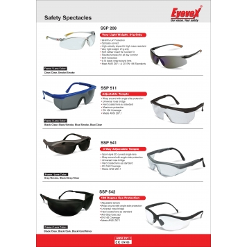 EYEVEX Safety Goggles