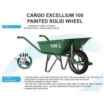 HAEMMERLIN Wheel Barrow