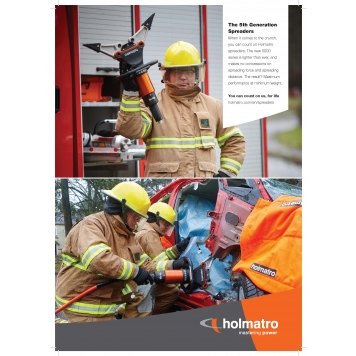 HOLMATRO Emergency Rescue Tools
