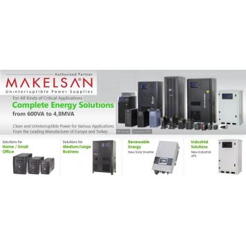 MAKELSAN Ups System & Components