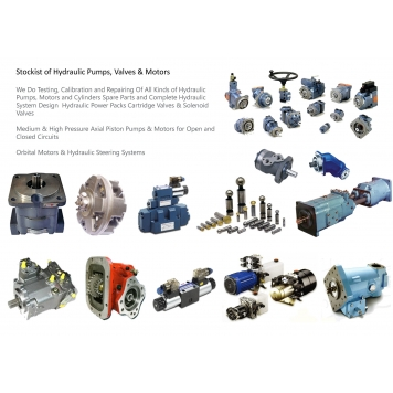 ENGRENAX Hydraulic Pumps