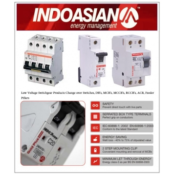 INDOASIAN energy management