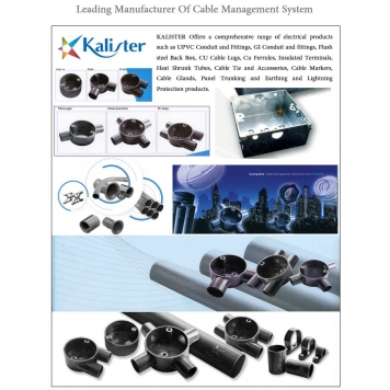 KALISTER Cable management system