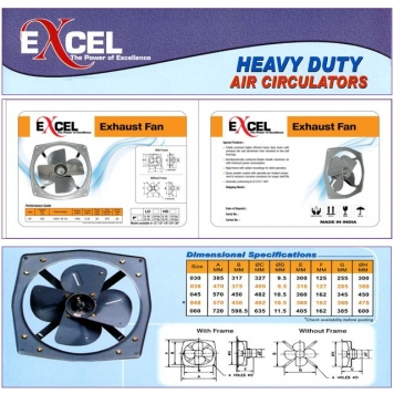 EXCEL Air Circulators