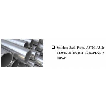 MADRAS HYDRAULICS Stainless Steel Pipes