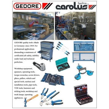 GEDORE Auto Body Repair Tools