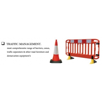 JSP Speed Bumps & Barriers