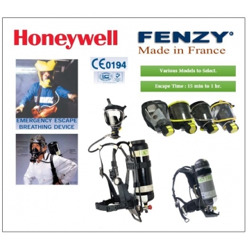 HONEYWELL/FENZY  Breathing Apparatus