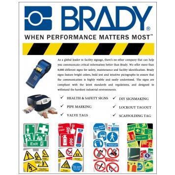 BRADY Scaffolding TAG