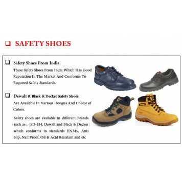 Mayur Sd Ssp Safety Shoes