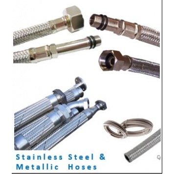 MADRAS HYDRAULIC Stainless Steel Hoses