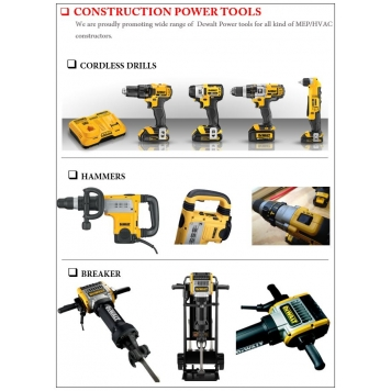 DEWALT Construction Power Tools