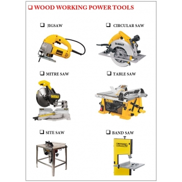 DEWALT Wood Working Power Tool