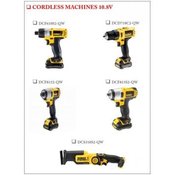 DEWALT Cordless Power Tool