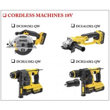 DEWALT Cordless Power Tool 18 v