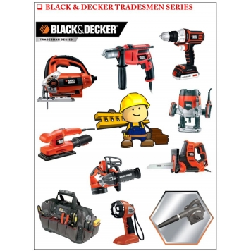 BLACK & DECKER Accessories