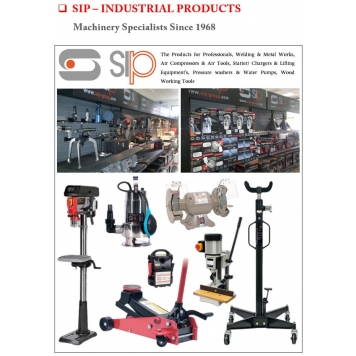 SIP Auto Body Repair Tools