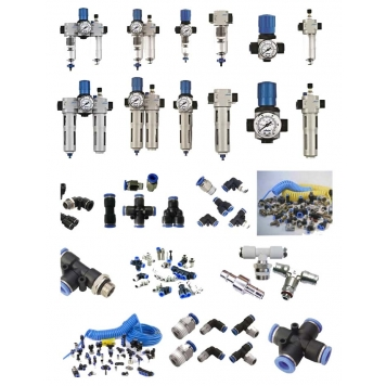 AIR SYSTEMS Pneumatic Fittings