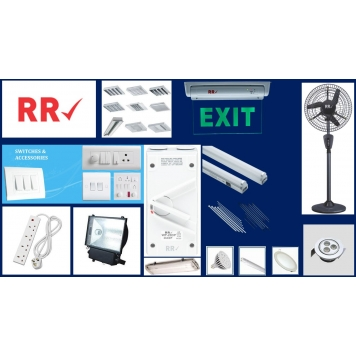 RR ELECTRICAL Trailing Sockets & Extension Sockets