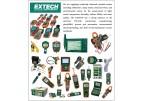 EXTECH INSTRUMENTS Test & Measuring Instruments