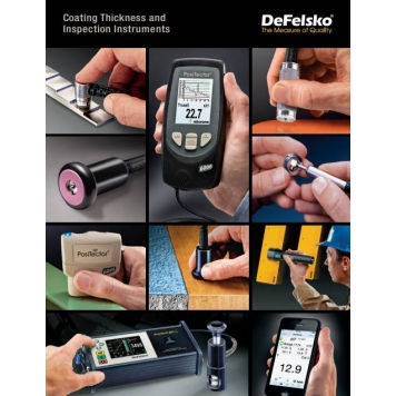 Coating Thickness and Inspection Instruments - DeFelsko