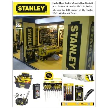 STANLEY Carpentry Tools