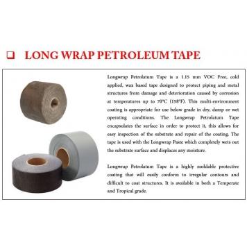 LONGWRAP Petroleum Tape
