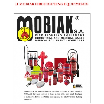 MOBIAK Fire Extinguishers