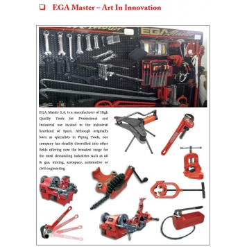 EGA MASTER Garage Equipments