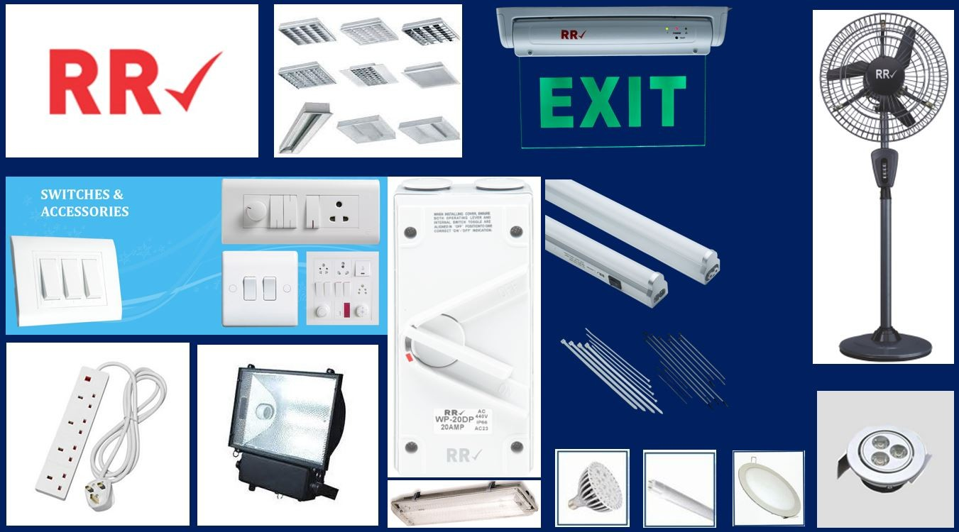 Wiring Accessories Light Fittings Rr Electrical Trailing Sockets Extension